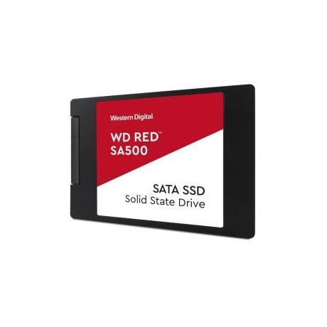"""Dysk SSD WD Red SA500 4TB 2,5"""" (560/530 MB/s) WDS400T1R0A"""