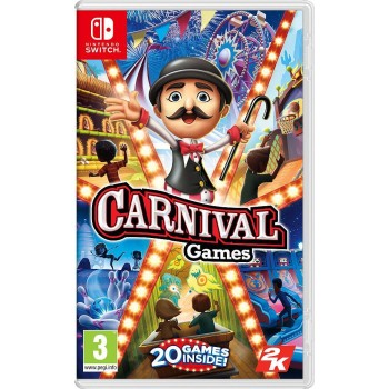 Gra Carnival Games (NSwitch)