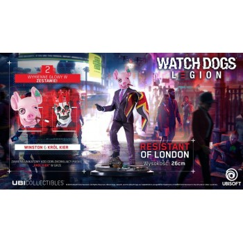 Figurka Watch Dogs Legion...