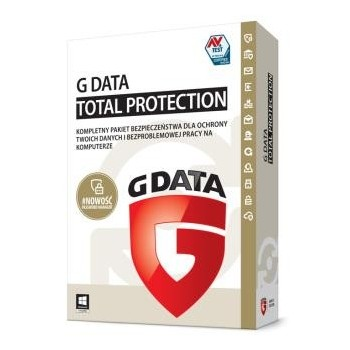 G DATA Total Protection 2PC...