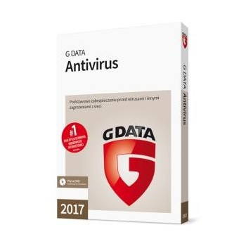 G DATA AntiVirus BOX 1PC 1...