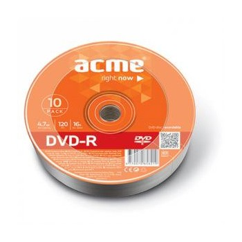 DVD-R Acme 4.7GB 16X...