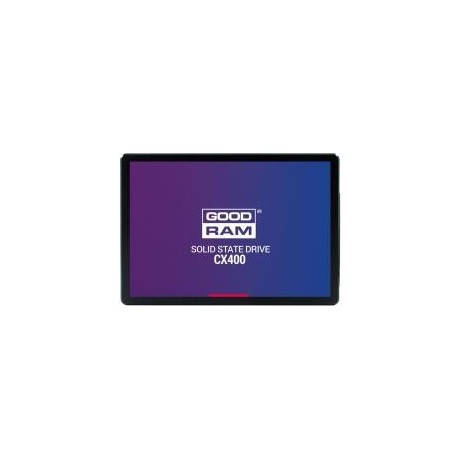 "Dysk SSD GOODRAM CX400 128GB SATA III 2,5"" (550/450) 7mm"