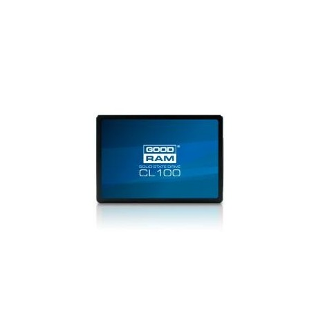 "Dysk SSD GOODRAM CL100 480GB SATA III 2,5"" (550/450) 7mm"