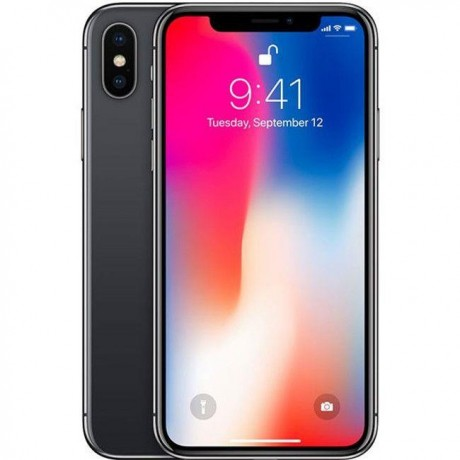Smartfon Apple iPhone X 256GB Space Grey