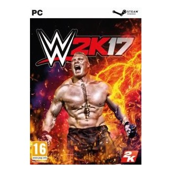Gra WWE 2K17 (PC)