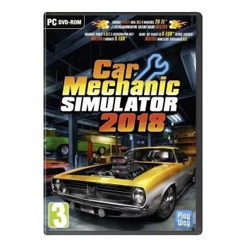 Gra Car Mechanic Simulator...