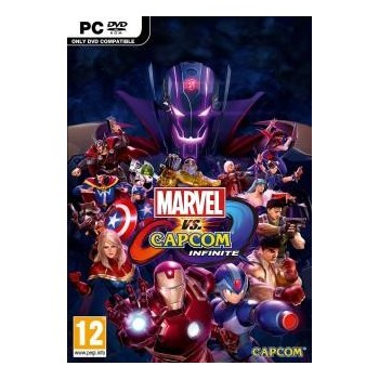 Gra Marvel vs Capcom...