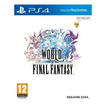 World of Final Fantasy...