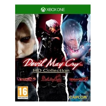 Devil May Cry HD Collection...