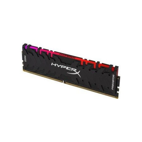 Pamięć DDR4 Kingston HyperX Predator RGB 8GB (1x8GB) 3200MHz CL16 1,35V