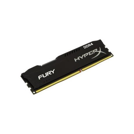 Pamięć DDR4 Kingston HyperX Fury Black 8GB (1x8GB) 2400MHz CL15 1,2V