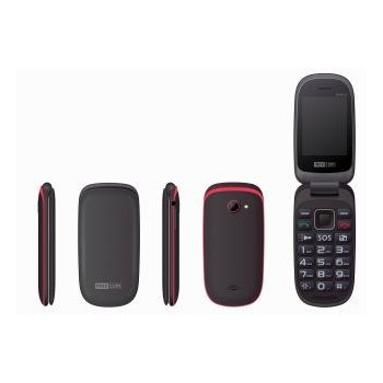 Telefon MaxCom MM 818 Red