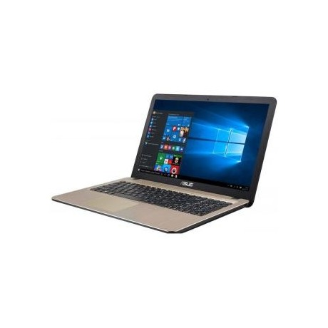 "Notebook Asus X540LA-XX1306T 15,6""HD/i3-5005U/4GB/SSD256GB/iHD5500/W10 Black-gold"
