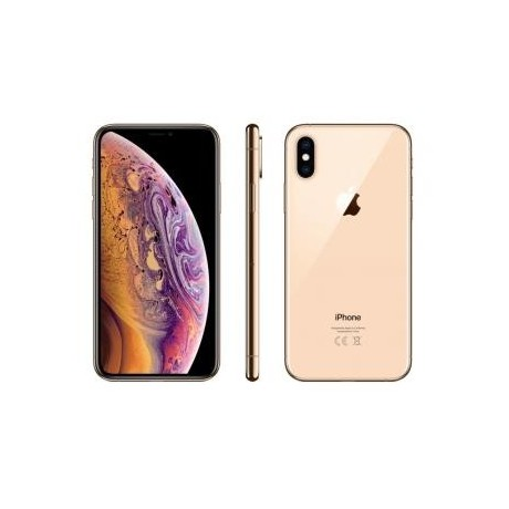 Smartfon Apple iPhone XS 64GB Gold
